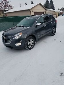 2017 CHEVY EQUINOX PREMIER LOW KMS FULLY LOADED