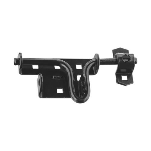 National Blk Slide Bolt Latch