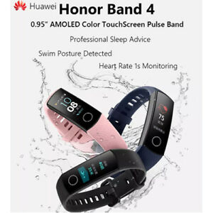 Neu Original HUAWEI Honor Band 4 Smart Wristband AMOLED Color Touchscreen Watch