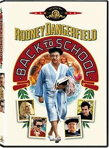 Back to School (DVD) - NEW!! FREE SHIPPING