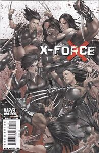 X-FORCE-20-KYLE-YOST-CHOI-OBACK-MARVEL-COMICS-2009