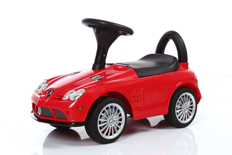 Ride On Push Car Foot To Floor Licensed Mercedes Kids Kids