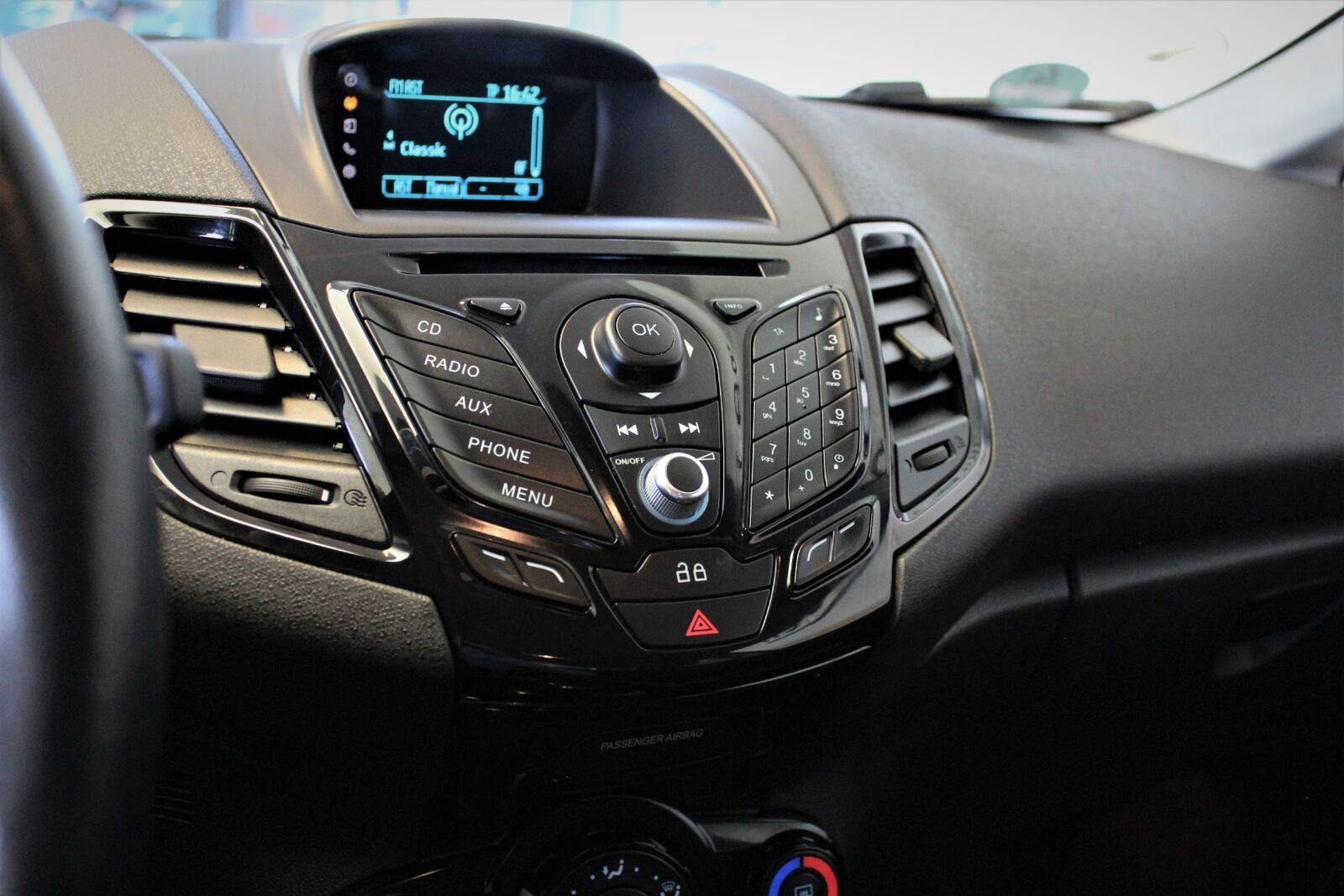 Ford Fiesta 1,0 SCTi 140 Red Edition - billede 11