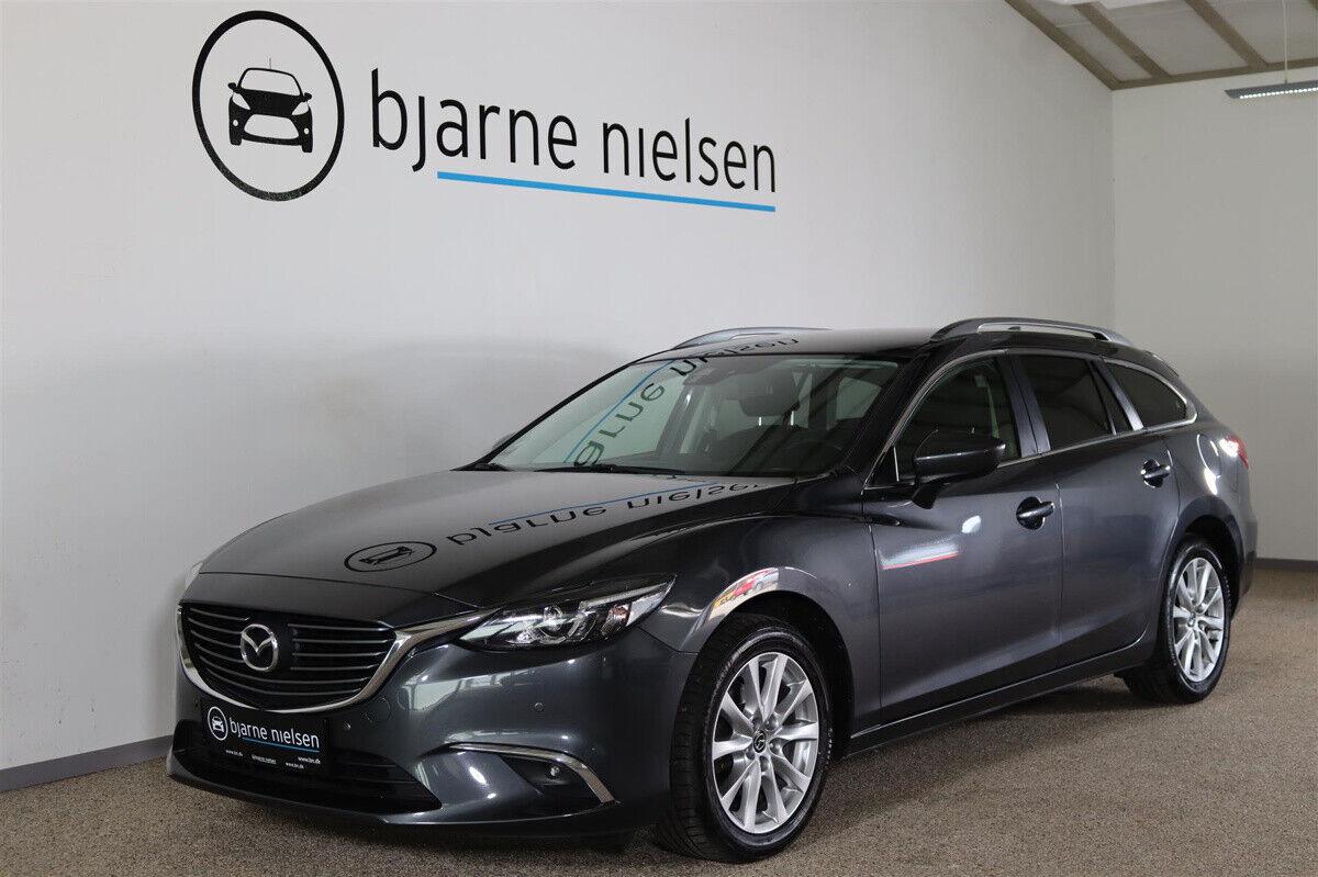 Mazda 6 Billede 4