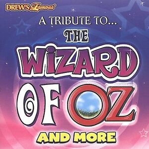 Drews Famous: A Tribute to the Wizard of OZ and more CD New Sealed!!