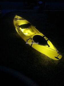 3 Feet Bass Boat /& Cruiser Bow Lighting LED white Navigation LED Kit 3Ft