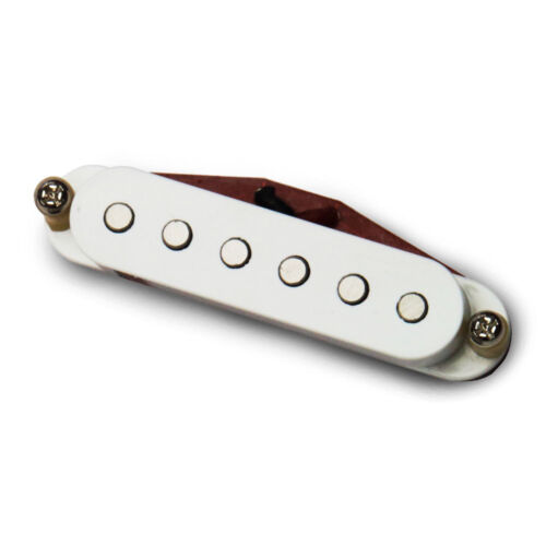 White Bare Knuckle Pickups Boot Camp Old Guard Neck Single Coil