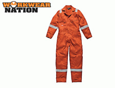 Dickies Lightweight Cotton Coverall Overall Reflective Navy WD2279LW