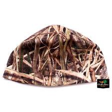 AVERY GREENHEAD GEAR GHG FLEECE SKULL CAP LOGO HAT SHADOW GRASS BLADES CAMO