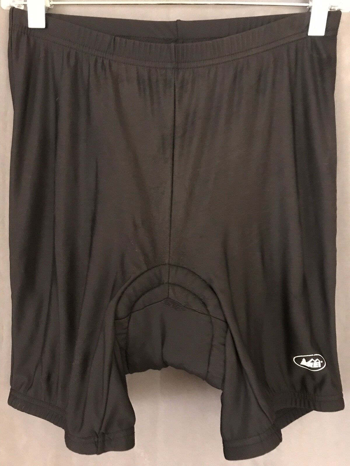 Vintage 90s REI Cycle Shorts Padded Men's Size Large Crafted in San Francisco CA