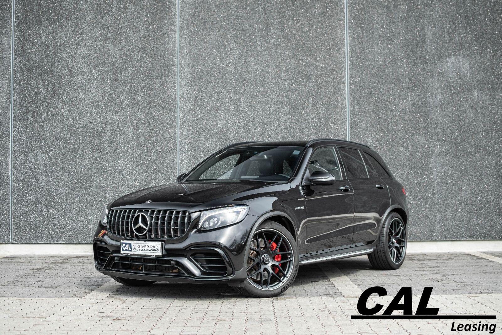 Mercedes GLC63 4,0 AMG S aut. 4Matic+ 5d - 1.499.900 kr.