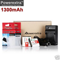 Np-bg1 Battery + Charger For Sony Cyber-shot Dsc-h10 H20 H50 H55 H70 H7 H9 N1 N2