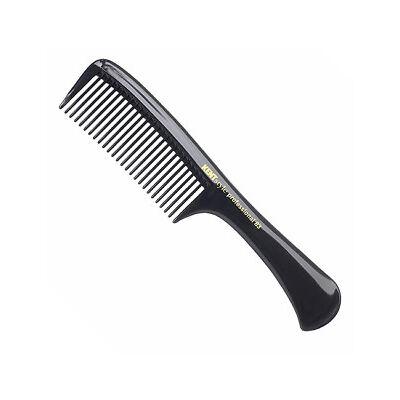 Kent SPC83 220mm Anti Static Unbreakable Professional Styling Rake Hair Comb