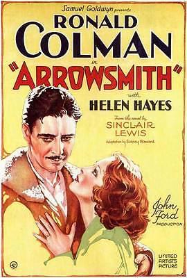 Beau Geste Ronald Colman vintage movie poster print #12