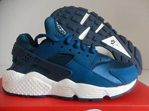 WMNS-NIKE-AIR-HUARACHE-RUN-BLUE-FORCE-SAIL-SZ-6-634835-400