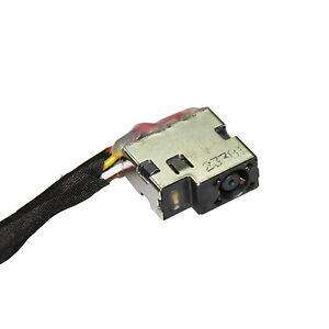 AC DC POWER JACK CABLE FOR HP m7-n011dx m7-n101dx m7-n109dx 17-n178ca m7-n179nr