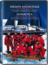 Antarctica : The Human Endeavour ( DVD ) 3 DVD Set