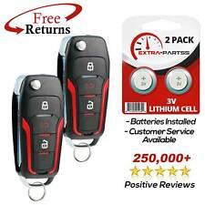 2 For 2014 2015 2016 Ford F 150 Keyless Entry Car Remote Fob Flip Key