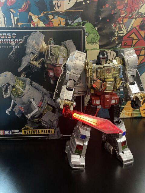 Transformers MP2.0 Reximus Prime Dinobot Commander Oversized KO (Grimlock) USA