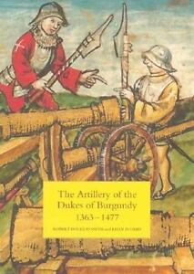 Smith-Artillery-of-the-Dukes-of-Burgundy-UK-IMPORT-BOOKH-NEW