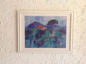 Ralf-Westphal-Chiusi-Toscana-Poster-Kunstdruck-Bild-40-x-30-cm
