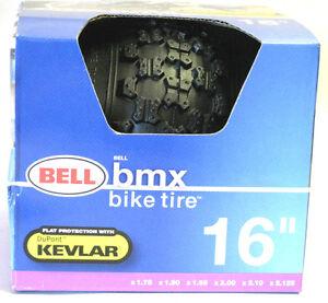Bell Dupont Kevlar 16 X 1 75 2 125 Quot Bmx Bike Tire Black Pn