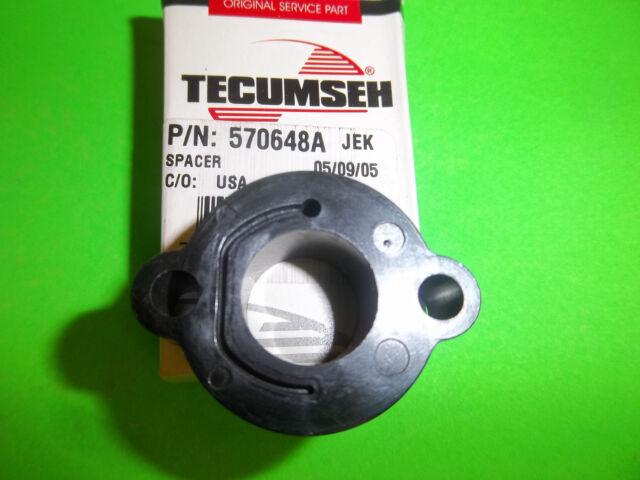 Tecumseh 510327B Carburetor Gasket Fits TC200 OEM