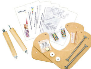 Peak-dale-Ultimate-bead-loom-kit-weaving-area-145-x-180mm-jewellery-beads