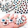 Wholesale Plastic OVAL DOLL EYES Choose Size & QTY Reborn Eye Troll Eye R0479-81