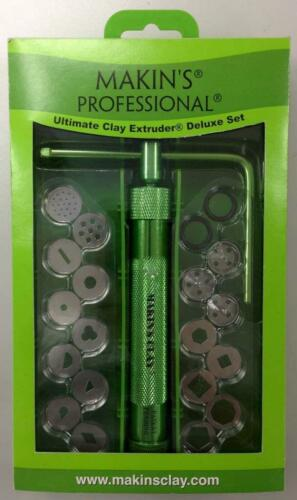 Makin/'s Professional Ultimate Clay Machine Cutter Rollers Tools Extruder Choose