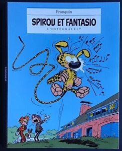 Spirou-y-Fantasio-de-Integral-7-Ediciones-Niffle-Eo-2005-Excelente