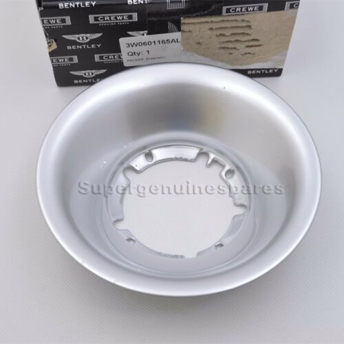 1PC Genuine 2010 Bentley Continental GT  Wheel Center Cap 3W0601165AL Brand New