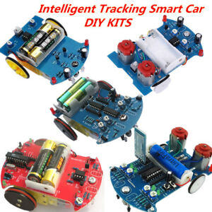 Image Is Loading Intelligent Tracking Car Suite DIY Kits DC Motor