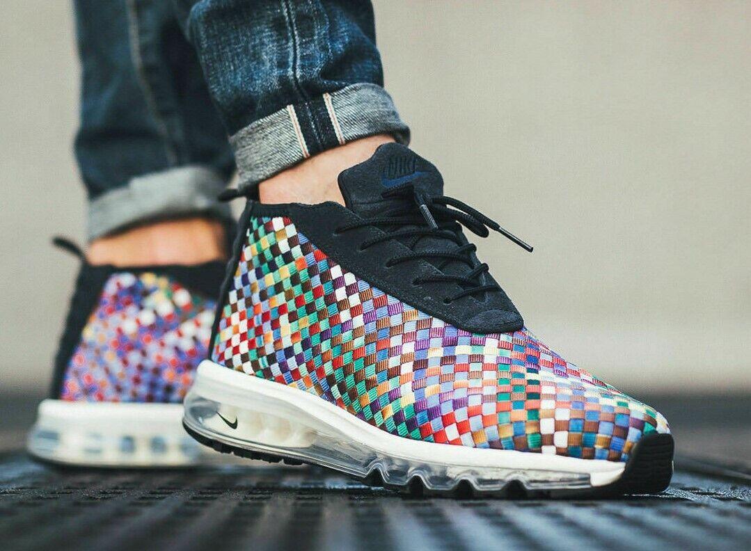 Nike Air Max tejida de arranque se Para Hombre Zapatillas Talla UK 6,6 .5, 7.5, 9,9 .5, 11.5