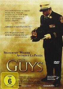 THE-GUYS-DVD-NEU-SIGOURNEY-WEAVER-ANTHONY-LAPAGLIA-IRENE-WALSH