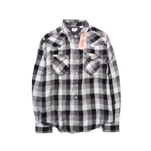 LEVI-039-S-CLASSIC-DOUBLEWEAVE-WESTERN-Shirt-Men-039-s-Authentic-BRAND-NEW-669860070