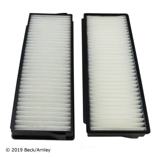 Cabin Air Filter Set Beck//Arnley 042-2119