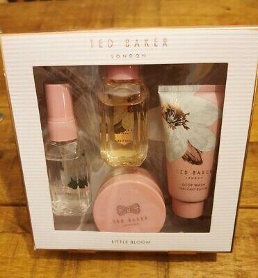 Ted Baker Little Bloom Gift Set Brand New Ebay