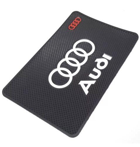 tappetino cruscotto auto Antiscivolo Adesivo per cellulare audi A3 A4 A6 TT RS S