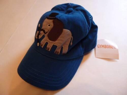 GYMBORE Mr Magician Hat Cap Blue w//Elephant Boy Size 0-12-24 2T-3T 4T-5T NEW