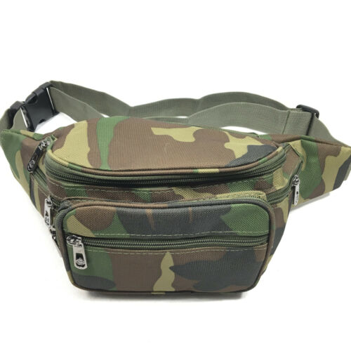 Bauchtasche Camouflage tarn Gürteltasche Hüfttasche Hip Bag Tasche Outdoor