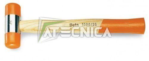 Mazo martillo martelli mazzetta caucho de plástico Beta Tools 1390 35mm 35