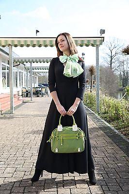 Shopper Damentasche Tasche Handtasche Henkeltasche Grün neu Bag Green сумка
