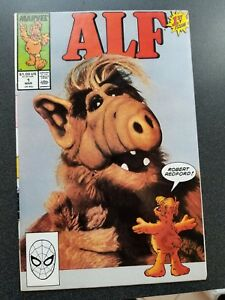 ALF-1-Mar-1988-Marvel-NM-NEW-TV-SHOW