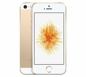 """New"" Apple iPhone SE - 64GB - Gold (Unlocked) A1662 (CDMA + GSM)"