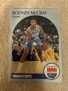CROMO-BALONCESTO-NBA-1990-CARTON-259-RODNEY-MCCRAY