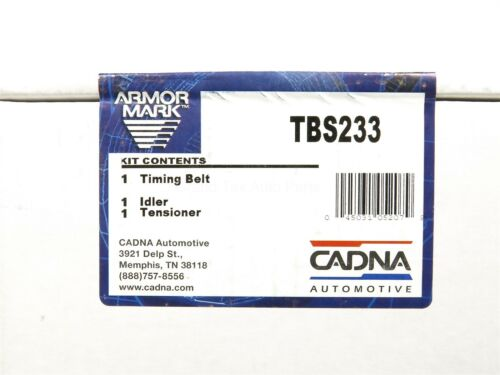 NEW Armor Mark Timing Belt Component Kit TBS233 Toyota Tercel 1.5 i4 1988-1994
