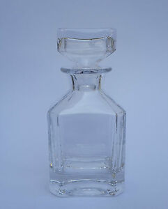 peill whisky karaffe kristall design ebay. Black Bedroom Furniture Sets. Home Design Ideas