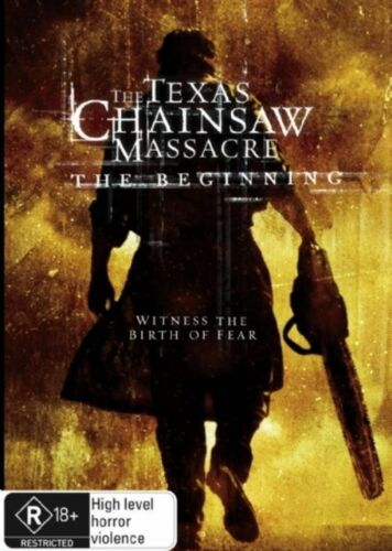 1 of 1 - Texas Chainsaw Massacre - The Beginning (DVD, 2007)