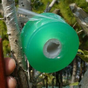 100m Grafting Tape Stretchable Self-adhesive Film Floristry Tree Gardening Belt